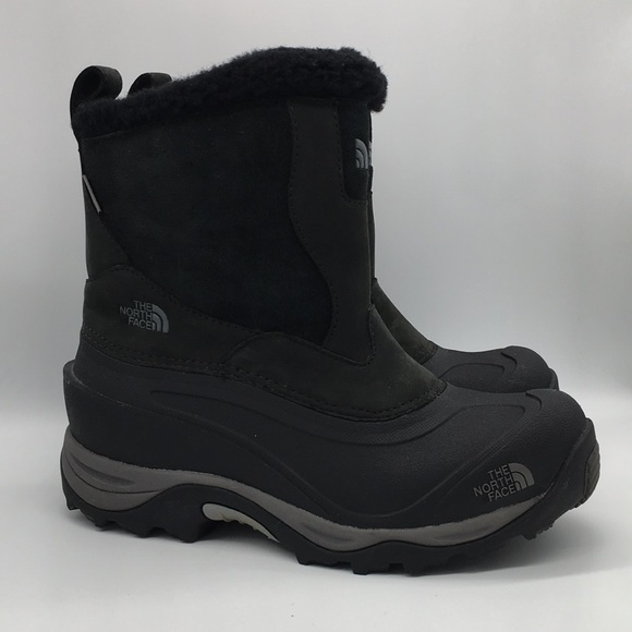 fb3fb789c The North Face Black Winter Snow Boots 7.5